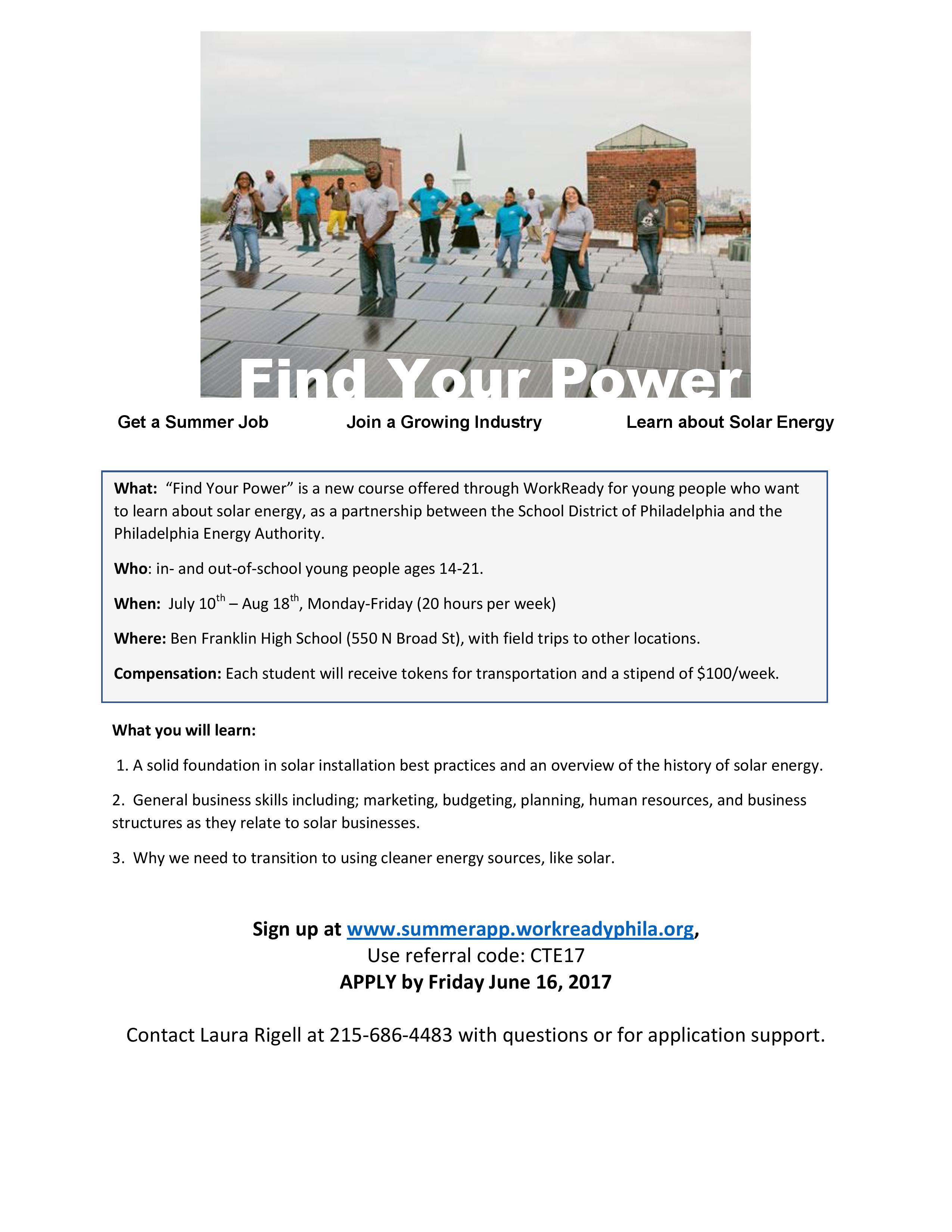 Schools | Philadelphia Energy Authority