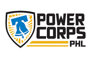 PowerCorpsPHL logo